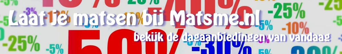 Laat je matsen bij Matsme.nl